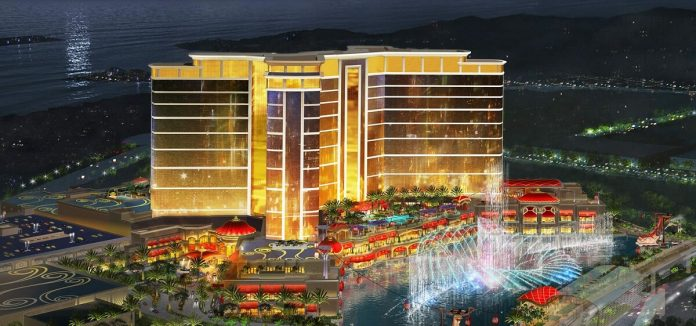 Wynn Macau – small but