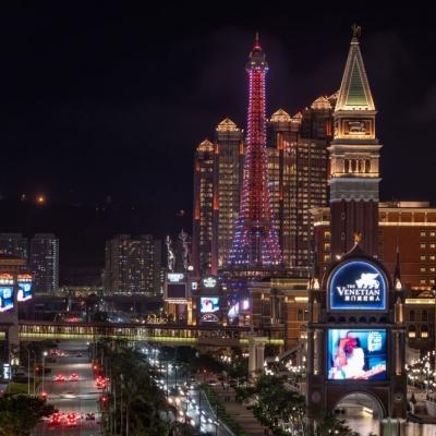 您需要了解的澳門威尼斯人-世界上最大的賭場