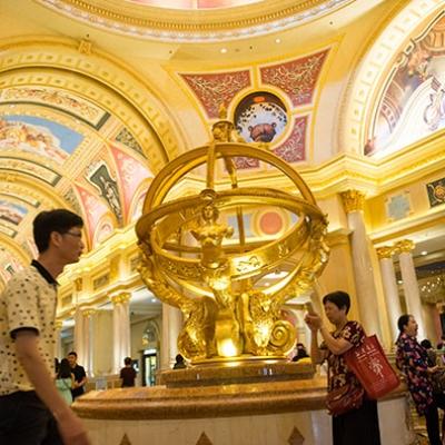 主導中國賭博市場的法規