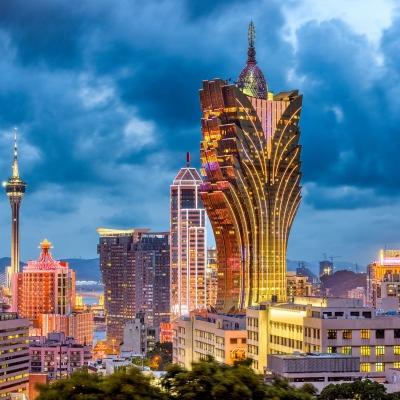 澳門如何成為中國賭博市場的中心